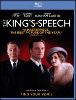 The King's Speech Blu-ray Art