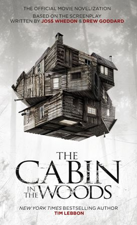 Cabin in the Woods Novelization
