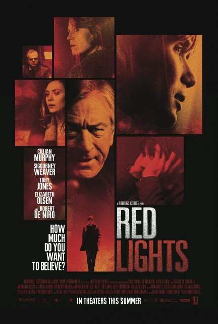 Red Lights Poster