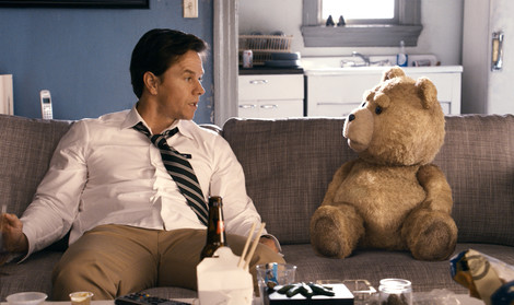 Mark Wahlberg and Ted