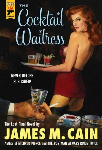 The Cocktail Waitress Cover