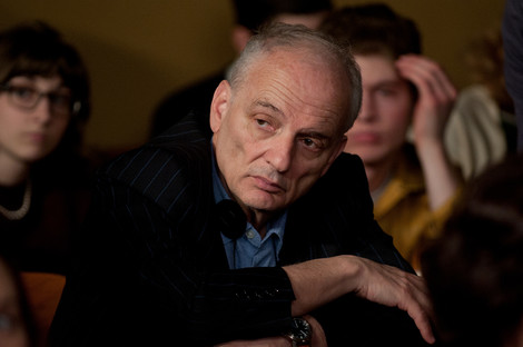 David Chase directing Not Fade Away