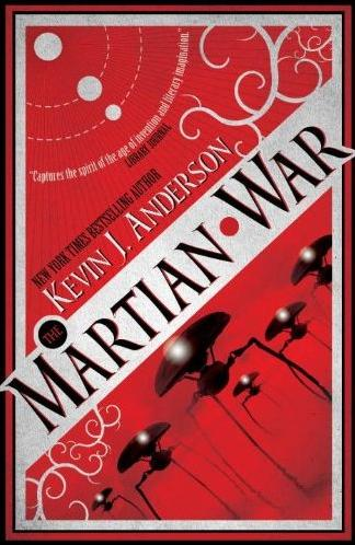 Martian War Cover