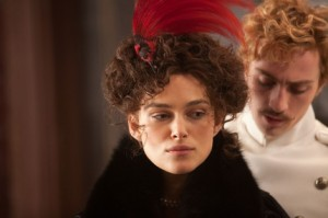 Keira Knightly and Aaron Johnson in Anna Karenina © Focus Features Inc. All rights reserved
