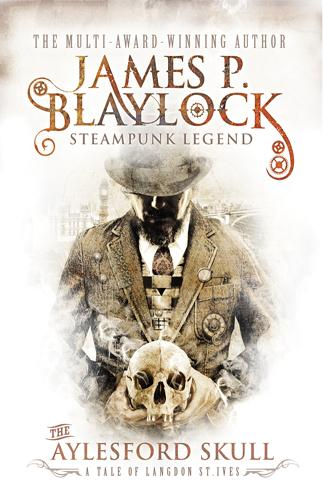 The Aylesford Skull Book Cover