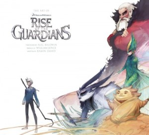 Cover for Art of Rise of the Guardians