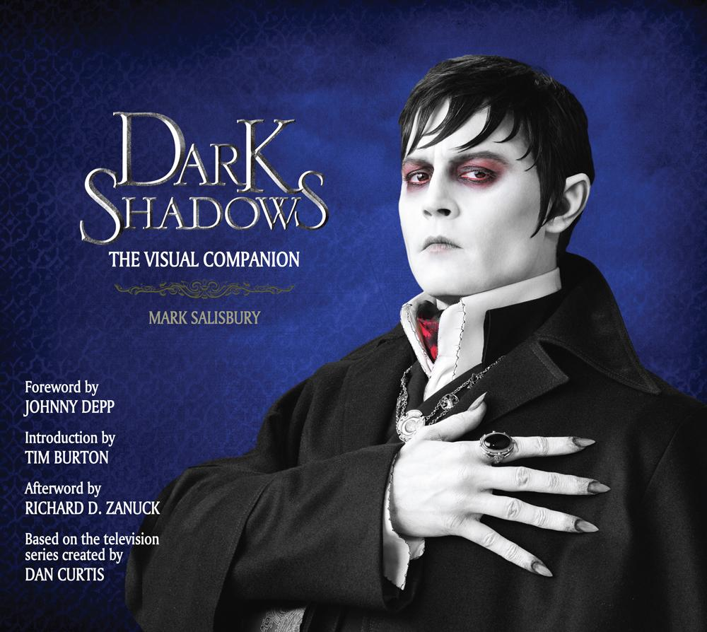 Dark Shadows: The Visual Companion Book Cover