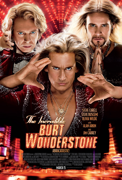 The Incredible Burt Wonderstone © Warner Bros. Entertainment Inc. All rights reserved