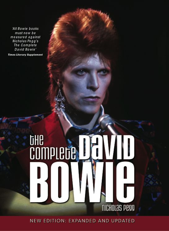 Cover for The Complete David Bowie