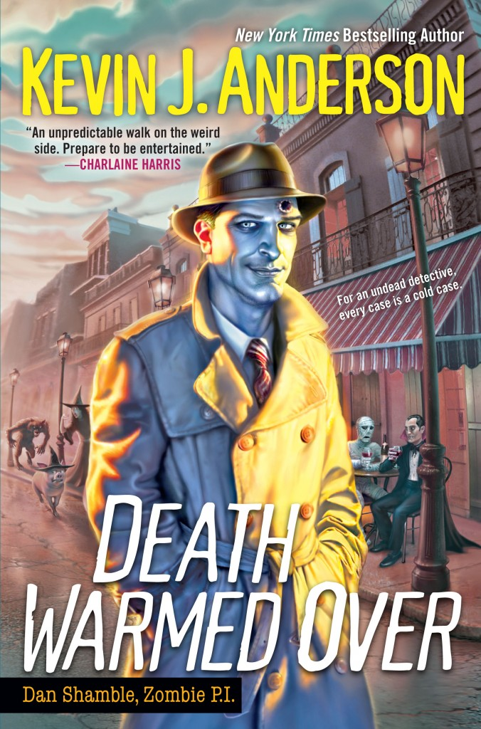 Death Warmed Over Book Cover