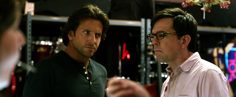 Bradley Cooper and Ed Helms in Hangover Part 3
