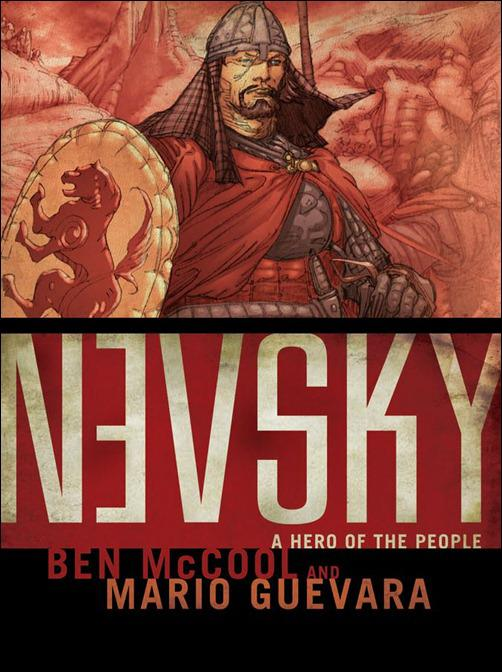 Nevsky Hero of the People Book Cover