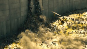 Zombies in World War Z