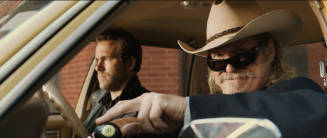 Ryan Reynolds and Jeff Bridges in RIPD