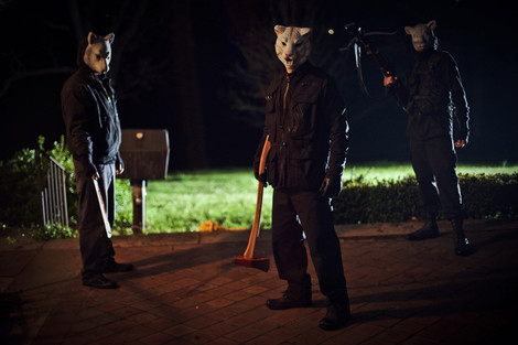 Masked Killers in You're Next the Movie