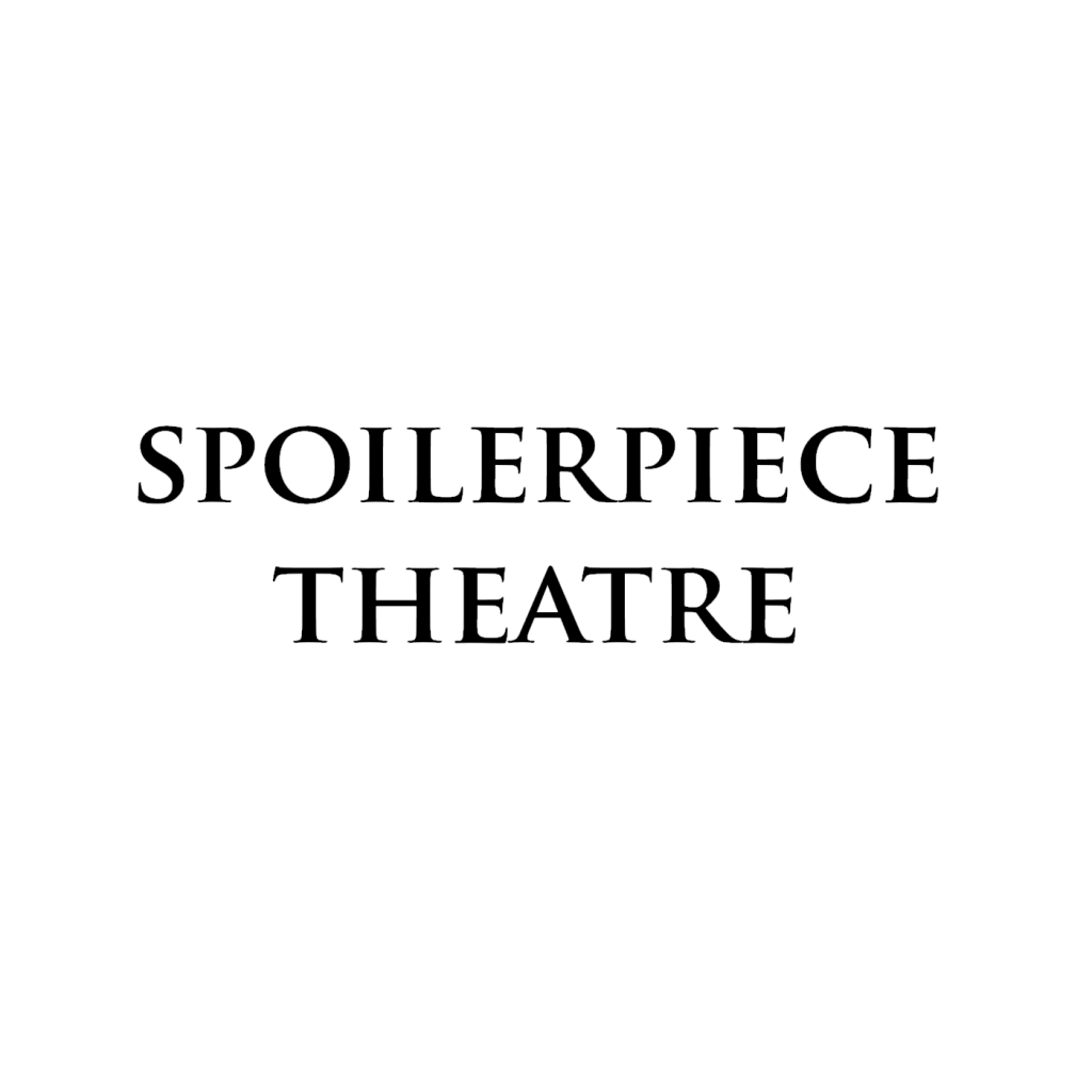 Spoilerpiece Theatre Logo