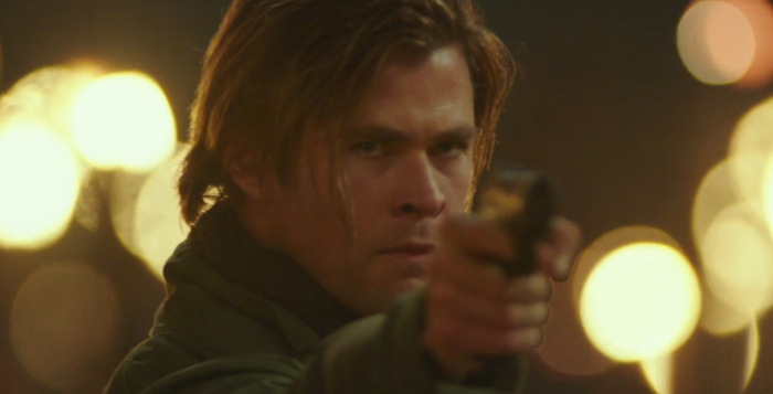 Chris Hemsworth in BLACKHAT