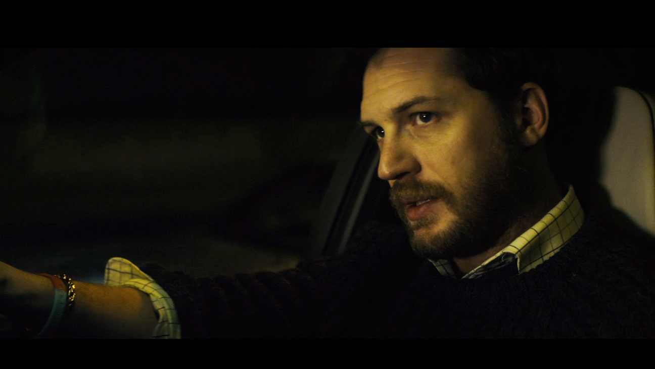 Tom Hardy in LOCKE