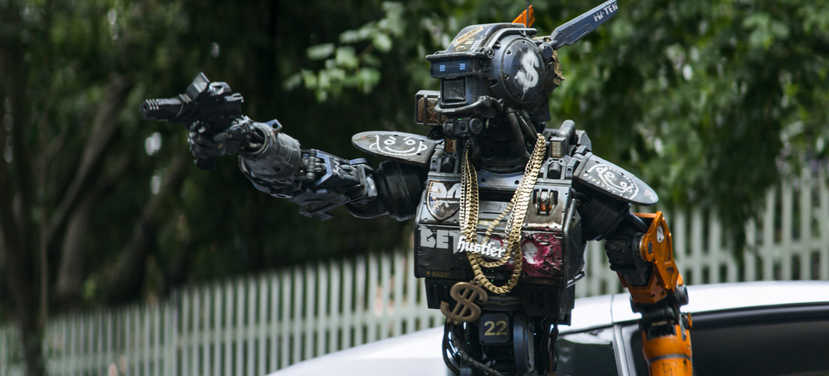 CHAPPIE the robot