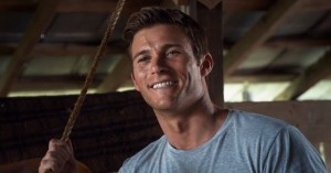 Scott Eastwood in THE LONGEST RIDE