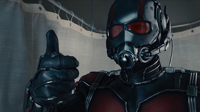 Paull Rudd as ANT-MAN