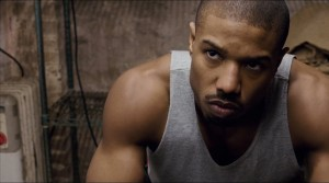 Michael B. Jordan in CREED