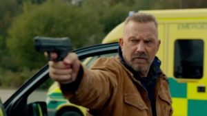 Kevin Costner in CRIMINAL
