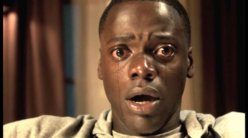 David Kaluuya in Jordan Peele's horror movie GET OUT