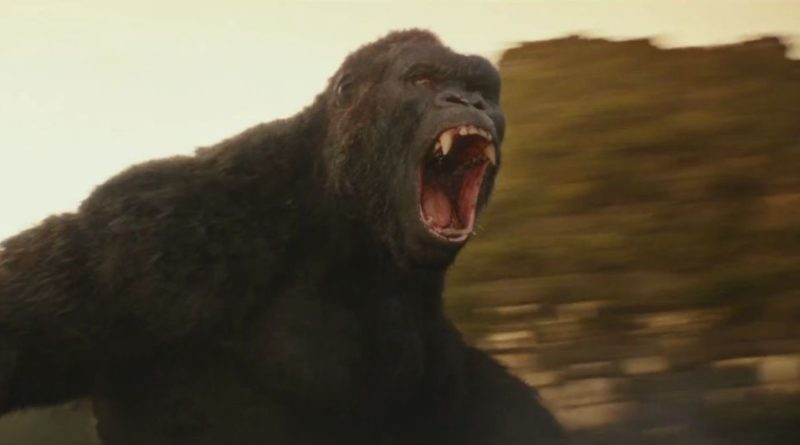 King Kong in KONG: SKULL ISLAND