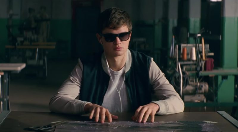Ansel Elgort plays it cool in BABY DRIVER