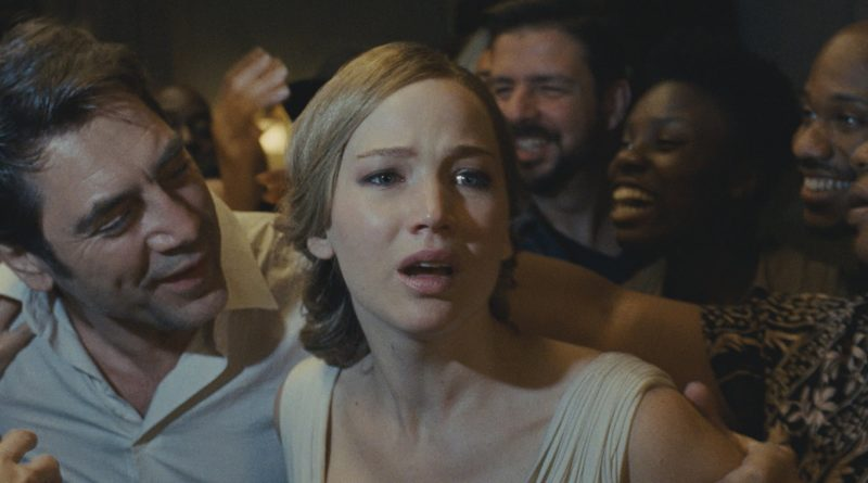 Jennifer Lawrence is tortured by Javier Bardem and his twisted followers in mother!