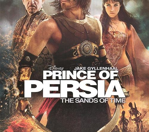 Prince Of Persia Settles For Mediocrity Evan Crean S Film Reviews