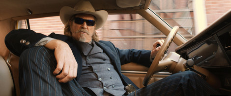Jeff Bridges as Roy in RIPD